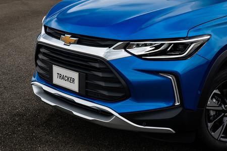 Chevrolet Tracker México 9
