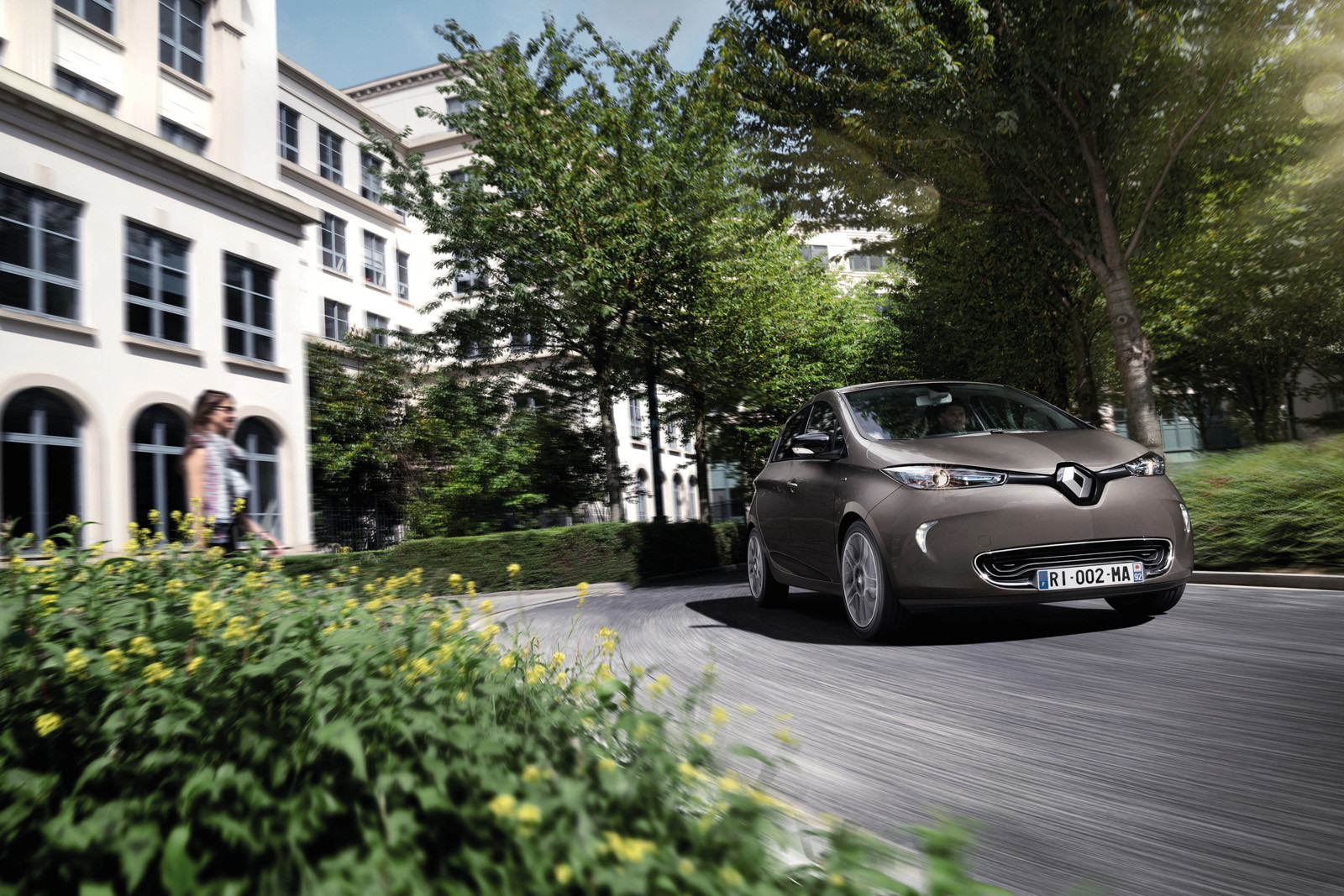 Foto de Renault ZOE ZE 40 (2/21)