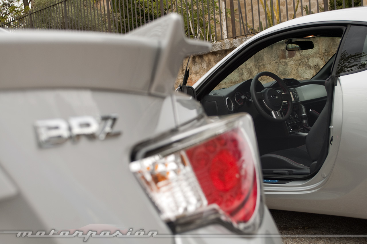 Foto de Subaru BRZ (presentación) (13/23)