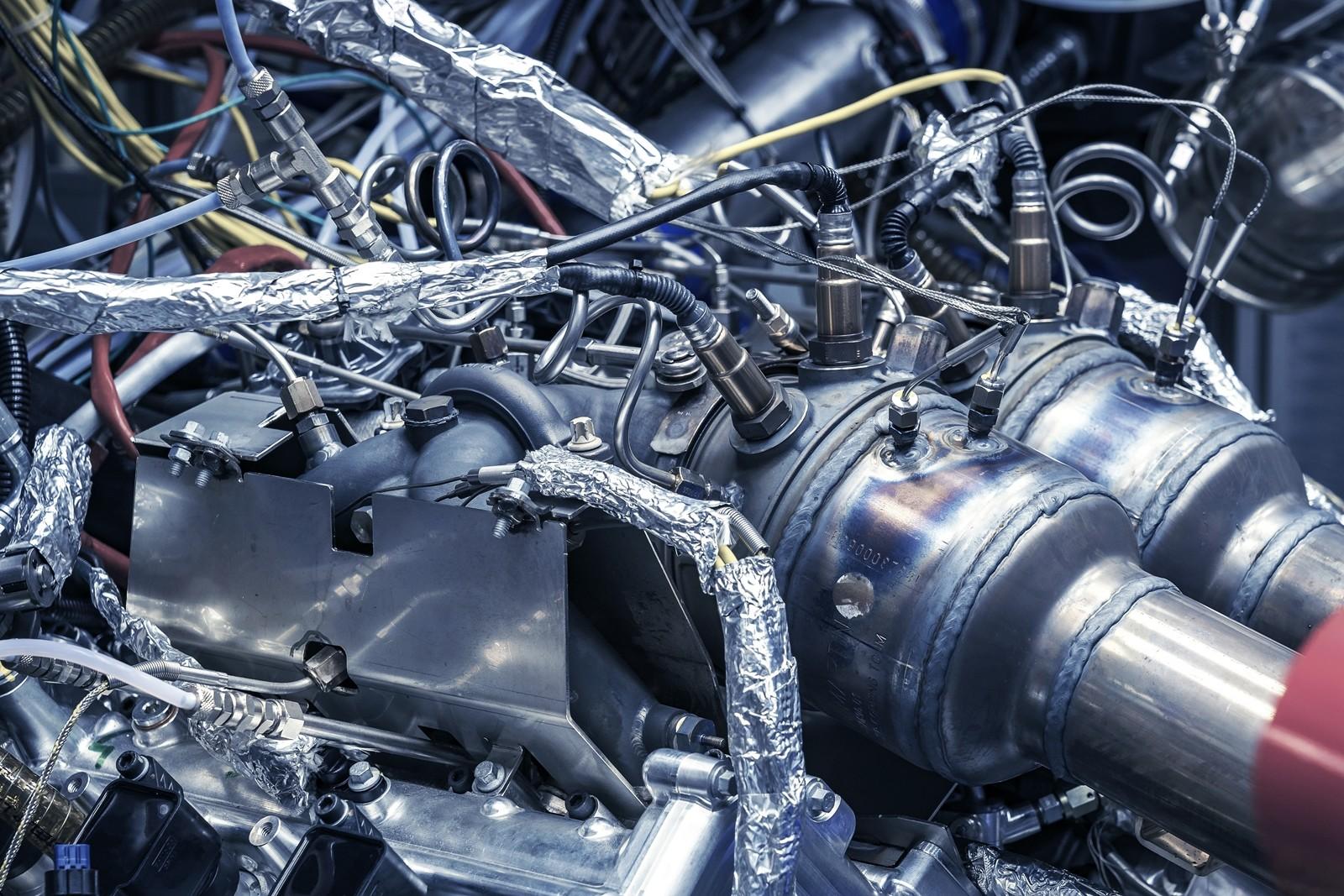 Foto de Aston Martin 3.0 V6 biturbo (7/10)