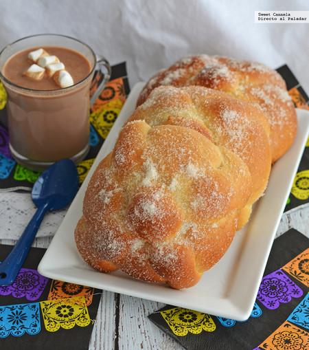 Paseo por la gastronomía de la red: recetas tradicionales para el Día de Muertos