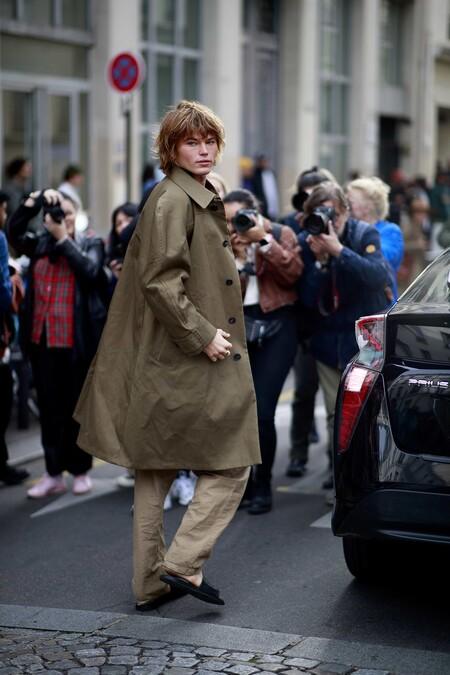 El Mejor Street Style De La Semana Nos Lleva A Paris Y Nos Demuestra Como Se Llevan Los Abrigos Para Este Otono 8