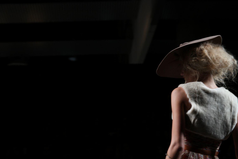 Foto de Alma Aguilar en la Cibeles Madrid Fashion Week Otoño-Invierno 2011/2012 (24/126)