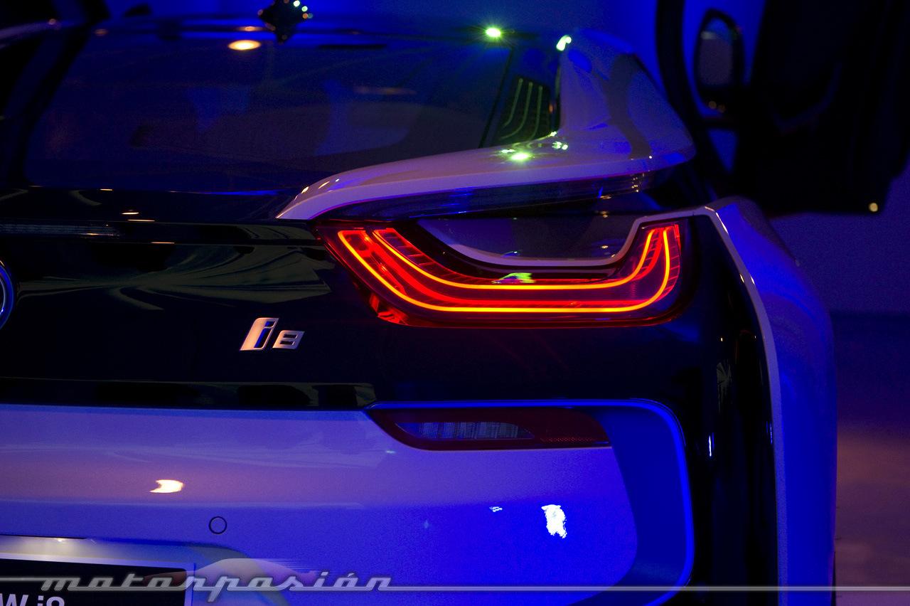 Foto de BMW i8, primeras impresiones (10/21)
