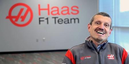 Gunther Steiner Haas F1