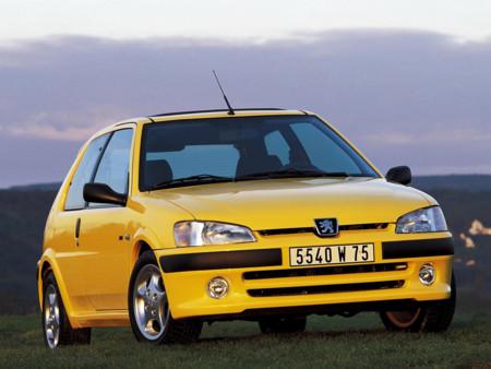 Peugeot 106 S16 4