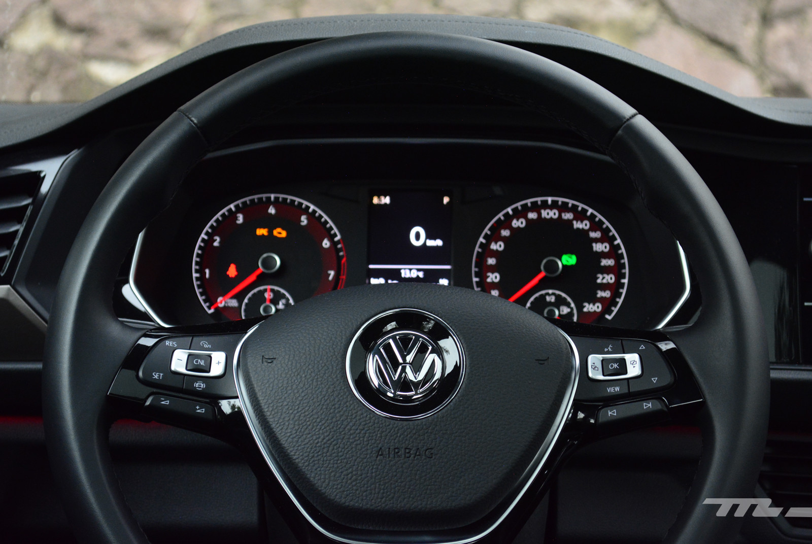 Volkswagen Jetta 2019 (prueba)