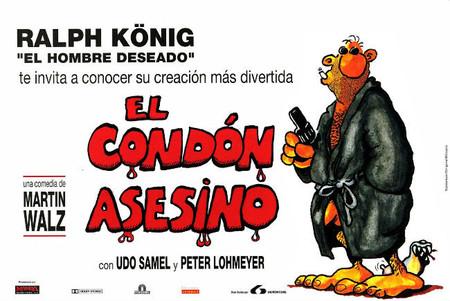 Cómic en cine: 'El condón asesino', de Martin Waltz