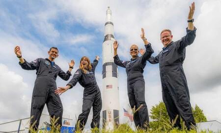 'Cuenta atrás: La misión espacial Inspiration4': Elon Musk juega al autobombo con un experimento documental en Netflix llamado a la polémica