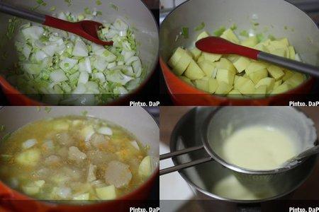 Crema de patata