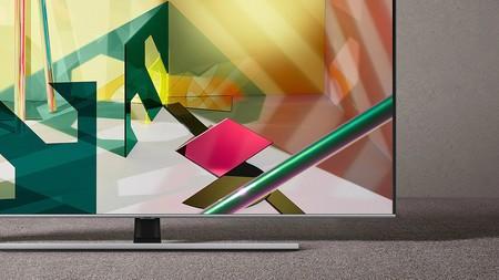 """Una gran pantalla con un gran descuento: la Samsung Smart TV QLED 65"""" de 2020 está rebajadísima a 990,40 euros en El Corte Inglés"""