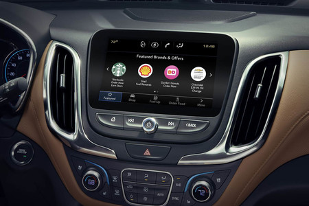 GM Marketplace apps en coches