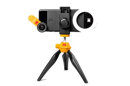 Kodak presenta una línea de accesorios para fotografía y vídeo móvil en IFA 2019
