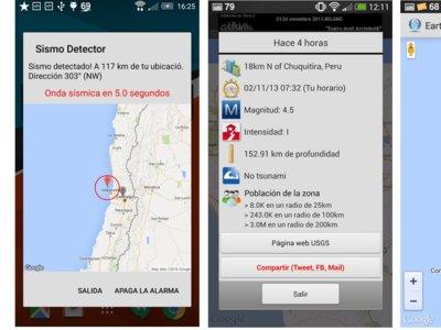 Sismo Detector, la app que te avisa a tiempo la llegada de un terremoto
