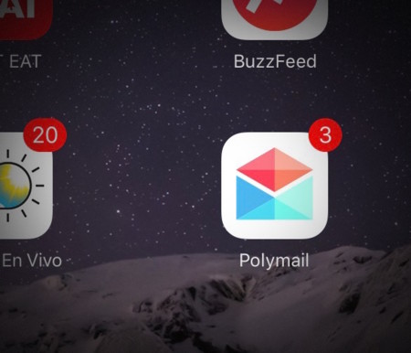 Polymail llega a iOS con planes de ser el rey de los gestores de email