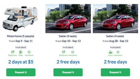 TransferCar: devuelve coches a las empresas de alquileres y aprovecha el viaje