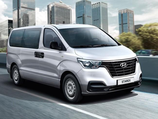 Hyundai Starex: Precios, versiones y equipamiento en México