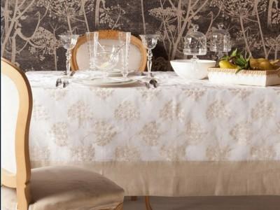 Zara Home propone para 2014 un San Valentín romántico y natural en colores neutros