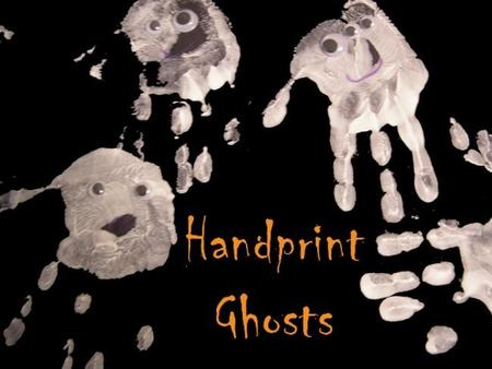 manualidades halloween fantasmas