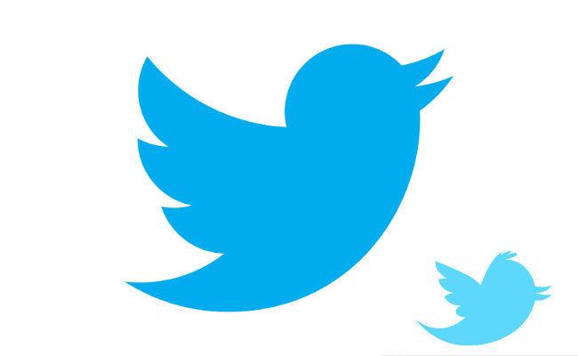 Nuevo logotipo de Twitter