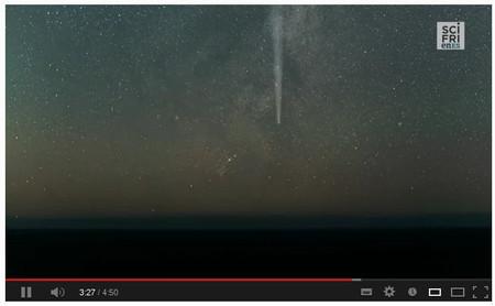 Descubre los fenómenos astronómicos más singulares en los Time Lapses de Colin Legg