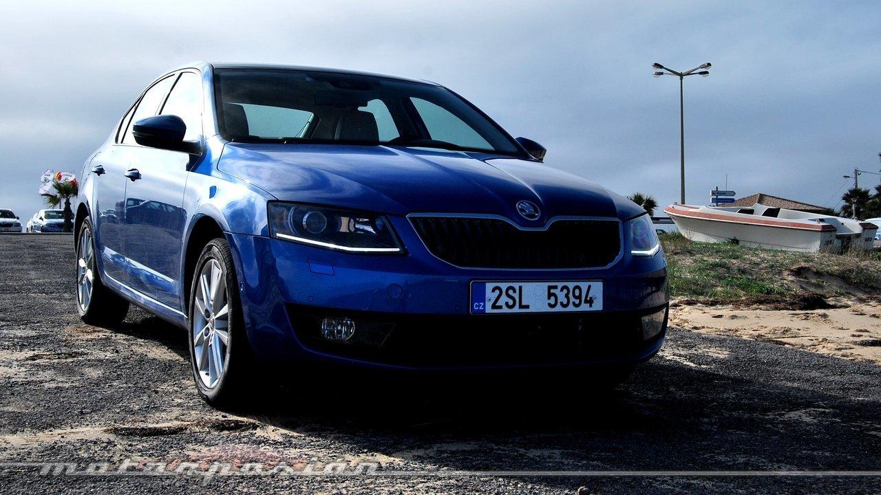 Foto de Škoda Octavia 2013 (presentación) (27/58)