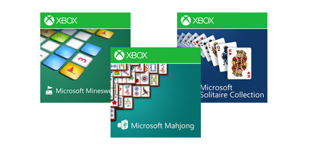 Solitario, Mahjong, y Buscaminas llegan a Windows Phone