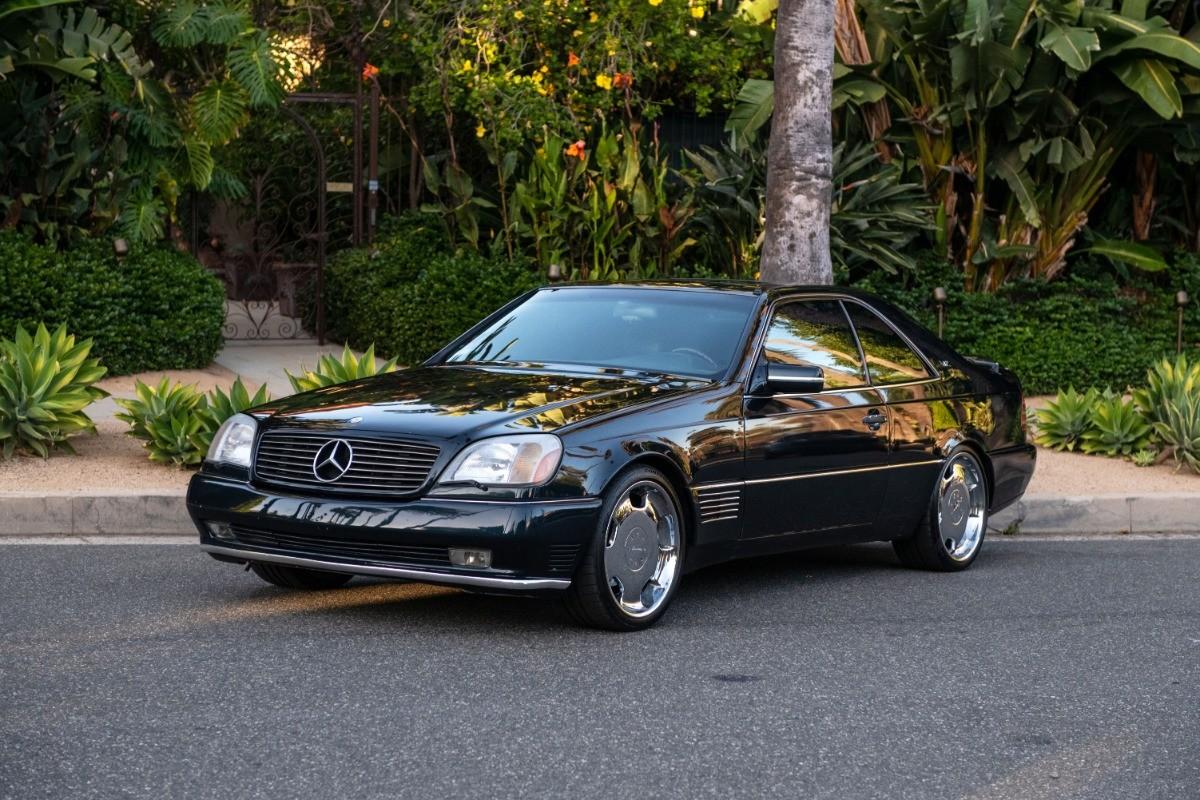 Foto de El Mercedes Benz S600 Lorinser de Michael Jordan, a subasta (6/18)