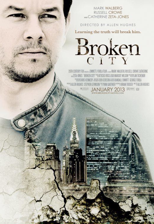Foto de 'La Trama (Broken City)', carteles (4/5)