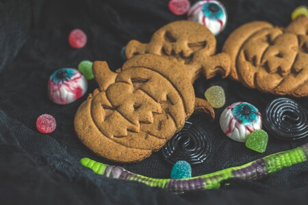 Los mejores moldes de Halloween para bizcochos, magdalenas o tartas