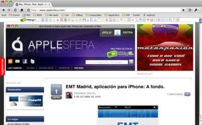 Google lanzará su navegador Chrome para Mac OS X en navidades