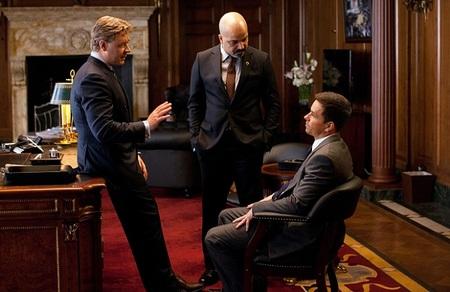 Russell Crowe y Mark Wahlberg protagonizan