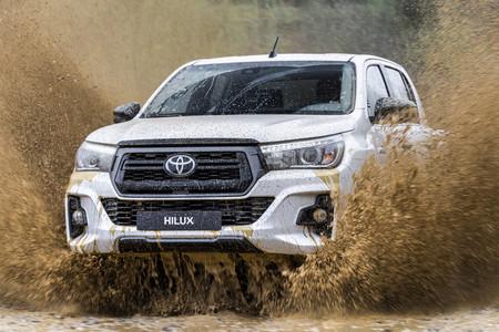La Toyota Hilux 2019 estrenará en agosto esta edición especial, exclusiva para mercados europeos