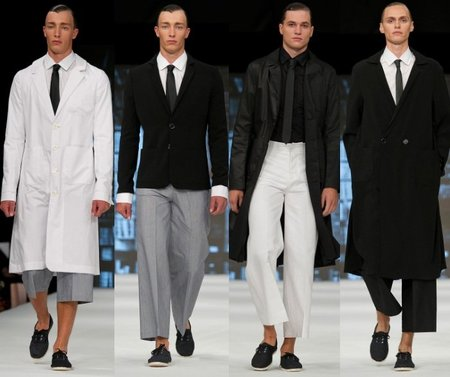 Estocolmo Fashion Week Primavera-Verano 2012, una pasarela de lo más innovadora (II)