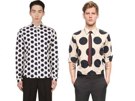 Polka-Dot Menswear Trend