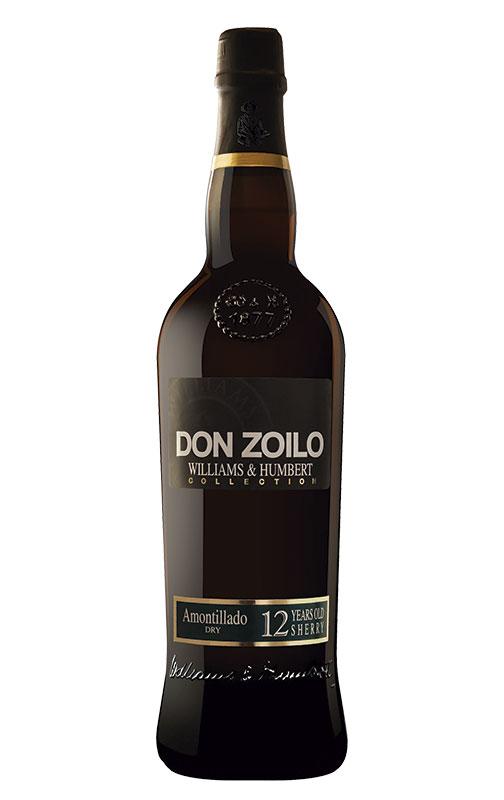 Don Zoilo Amontillado. Bodegas Williams & Humbert.
