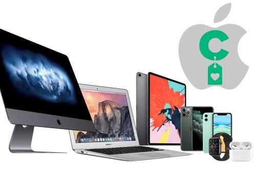 Ofertas en dispositivos Apple: los mejores precios en iPad, iPhone, AirPods o Apple Watch no se van de puente