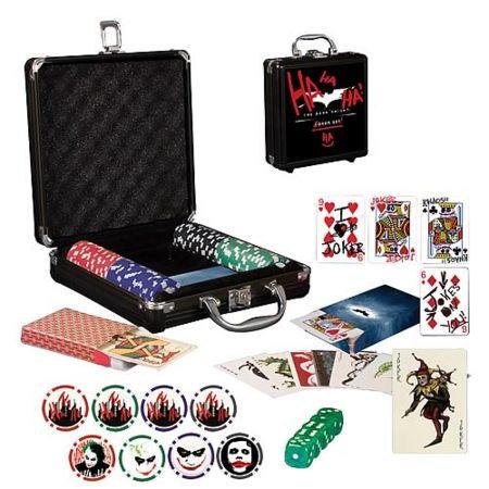 El set de póker del Joker