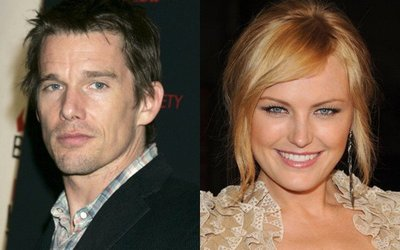Ethan Hawke y Malin Akerman en el thriller 'The Numbers Station'