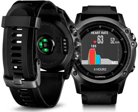Wearable Smartwatch Fenix3 de Garmin