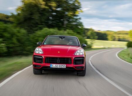 Porsche Cayenne Coupe Gts Prueba 14