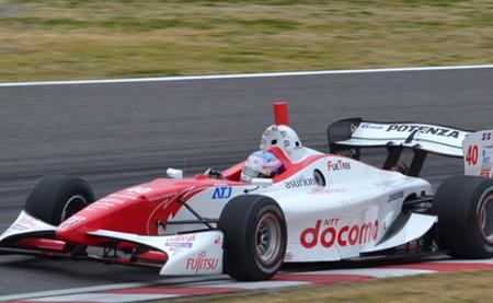 Takuya Izawa gana en Fuji la última carrera de la historia de la Fórmula Nippon
