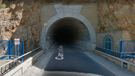 Tunel Del Cenajo Albacete Murcia