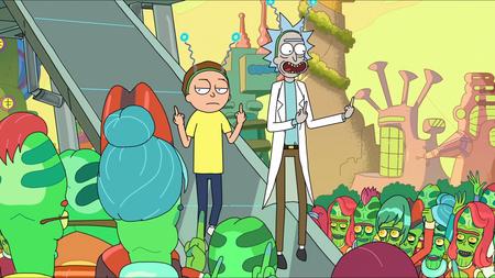 Esto no es el trailer de la tercera temporada de 'Rick y Morty'