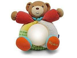 Bear Bulb lámpara de noche para la habitación del bebé