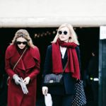 Un color más a apuntar en la lista de los más deseados: el rojo viejo