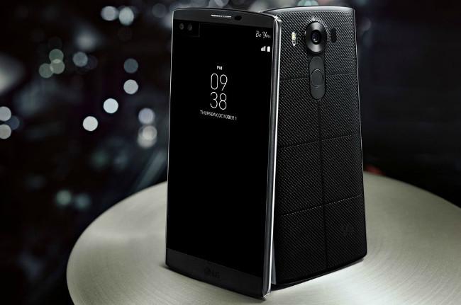 Lg V10 Black 01 0