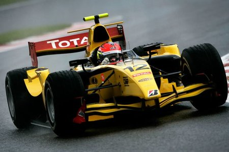 Juventud y experiencia forman el equipo DAMS para la temporada 2011 de la GP2
