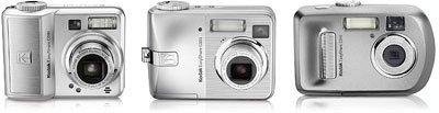 Kodak presenta tres nuevos modelos EasyShare C3
