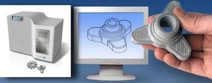 Desktop Factory, impresora 3d asequible